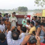 কালিহাতীতে তেজপুর-সুরজ সড়ক প্রশস্ত, মেরামত ও রক্ষণাবেক্ষণ কাজের ভিত্তি প্রস্তর স্থাপন