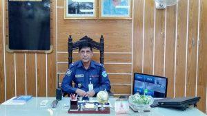 """টাঙ্গাইল সদর থানা অফিসার ইনচার্জ( ওসি)এর """"জরুরী সতর্কবার্তা"""""""