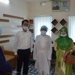 কালিহাতী সাধারনপাঠাগার পরিদর্শনকরলেন মুহাম্মদ শহিদ উল্লাহ