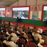বঙ্গবন্ধু শেখ মুজিব রেলওয়ে সেতু নির্মানের ভিত্তিফলক উদ্বোধন
