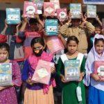 টাঙ্গাইলে শিক্ষাপ্রতিষ্ঠানগুলোতে  নতুন পাঠ্য বই বিতরণ