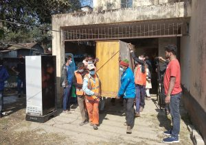 ভূঞাপুরে বিনা নোটিশে উচ্ছেদের অভিযোগ সেতু কর্তৃপক্ষের বিরুদ্ধে